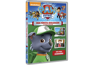Paw Patrol Vol 8 Animation / Tecknat DVD