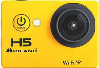 MIDLAND H5 Action Cam H.264 Codec (.mp4 Dateiformat) , WLAN