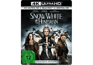 Snow White & The Huntsman [4K Ultra HD Blu-ray + Blu-ray]