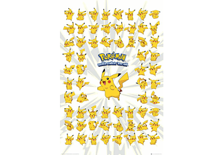 Pokemon Poster Pikachu Gotta Catch All!