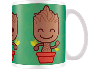 Guardians Of The Galaxy Tasse Baby Groot Happy