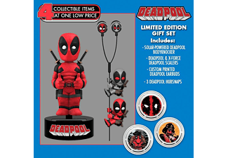 Marvel Deadpool Limited Edition Geschenk-Set
