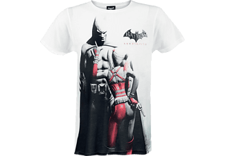 Batman & Harley Quinn Arkham City - T-Shirt M
