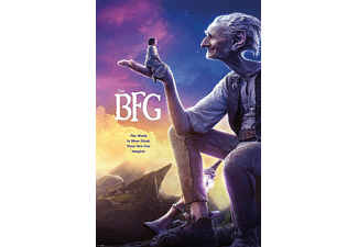The Bfg Poster One Sheet