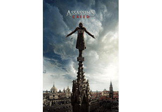 Assassins Creed Poster Spire Teaser