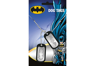 Batman Dog Tag Logo