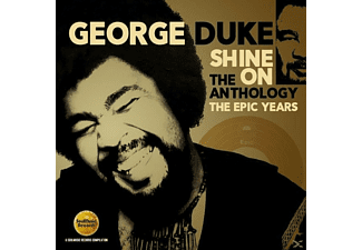George Duke - Shine On-The Anthology-The Epic Years 1977-84 [CD]