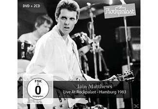 Iain Matthews - Live At Rockpalast [DVD + CD]