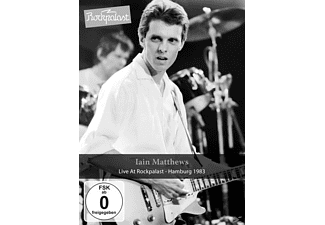 Iain Matthews - Live At Rockpalast - (DVD)