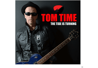 Tom Time - The Tide Is Turning - (CD)