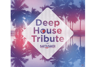 VARIOUS - Deep House Tribute - (CD)