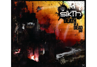Sikth - Death Of A Dead Day - (CD)