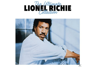 Lionel & Commodores Richie - The Ultimate Collection - (CD)