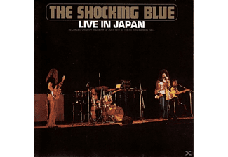 Shocking Blue - Live In Japan [CD]