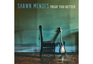 Shawn Mendes - Treat You Better [5 Zoll Single CD (2-Track)]