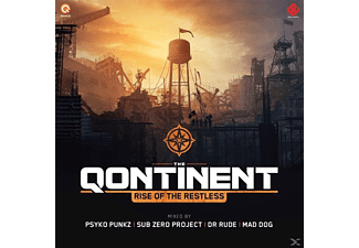 VARIOUS - The Qontinent 2016 [CD]