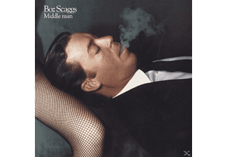 Boz Scaggs - Middle Man - (CD)