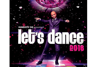 VARIOUS - LET'S DANCE 2016 | CD
