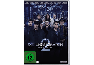 Die Unfassbaren 2 - Now you see me [DVD]