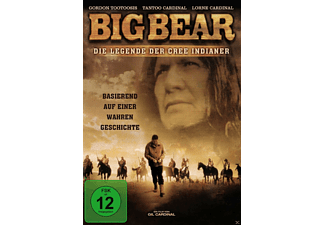 Big Bear - Die Legende Der Cree Indianer - (DVD)