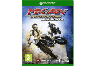 MX vs. ATV Supercross Encore Xbox One