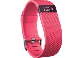 FITBIT fitbit CHARGE HR (Größe S), Activity Tracker