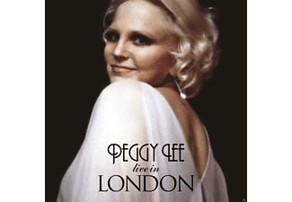 Peggy Lee - Live in London [CD + DVD Video]
