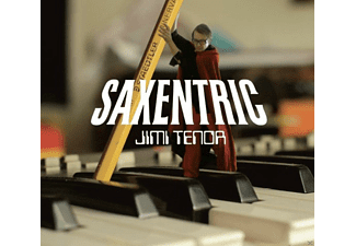 Jimi Tenor - Saxentric [CD]