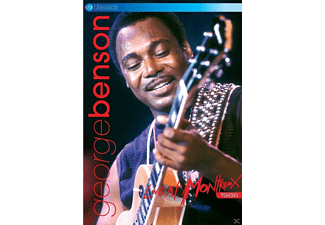 George Benson Live At Montreux 1986 DVD