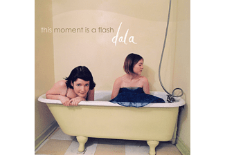 Dala - THIS MOMENT IS A FLASH - (CD)