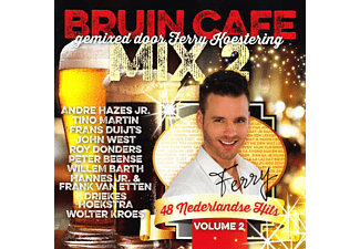 Diverse Artiesten - Bruin Cafe Mix Vol 2 Mixed By Ferry | CD
