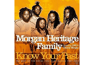 Morgan Heritage Family - Know Your Past - (CD)