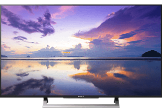SONY KD43XD8005 LED TV (Flat, 43 Zoll, UHD 4K, Android TV)
