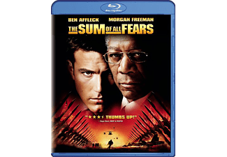 Sum of all Fears Thriller Blu-ray