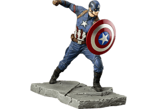 Captain America Civil War Artfx+Statue Captain America