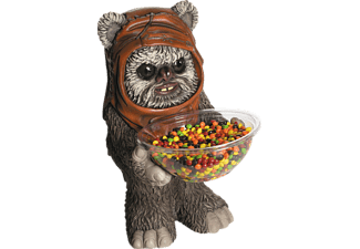 Ewok-Candy Bowl Holder