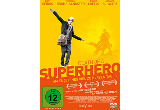Death of a Superhero - (DVD)