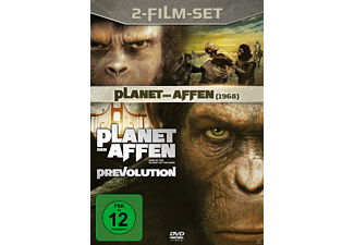 Planet der Affen & Planet der Affen - Prevolution [DVD]
