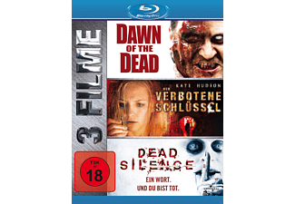 Dawn of the Dead, Der verbotene Schlüssel, Dead Silence - (Blu-ray)