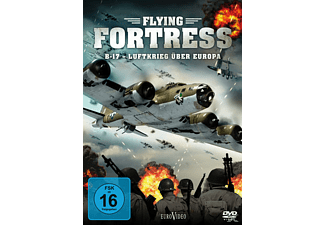 Flying Fortress - B17 - Luftkrieg über Europa [DVD]