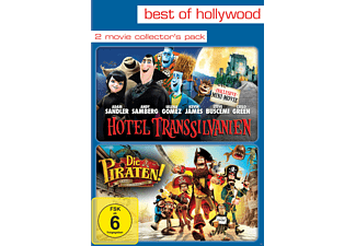 Hotel Transsilvanien / Die Piraten - Ein Haufen merkwürdiger Typen (Best of Hollywood) [DVD]