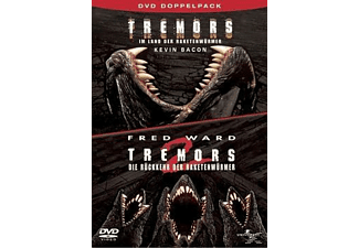 Doppelpack - Tremors 1 & 2 [DVD]
