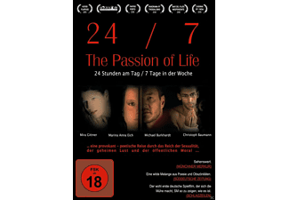 24/7 - THE PASSION OF LIFE - (DVD)