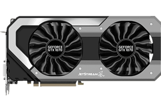 PALIT GeForce GTX 1070 JetStream 8GB (NE51070015P2J) (NVIDIA, Grafikkarte)