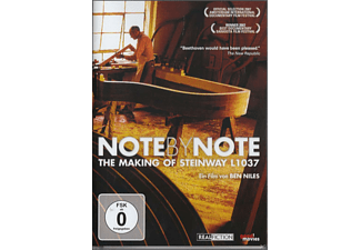 NOTE BY NOTE - THE MAKING OF STEINWAY L1037 - (DVD)
