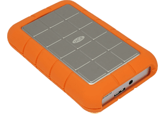 LACIE Rugged Thunderbolt/ USB 3.0 2 TB