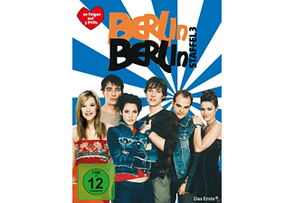 BERLIN BERLIN 3.STAFFEL (AMARAY) - (DVD)