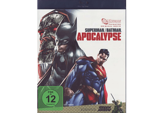 Superman/Batman: Apocalypse - (Blu-ray)