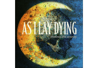 As I Lay Dying - Shadows Are Security - (CD)