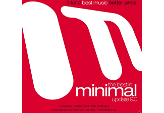 VARIOUS - The Best In Minimal Update 9.0 - (CD)
